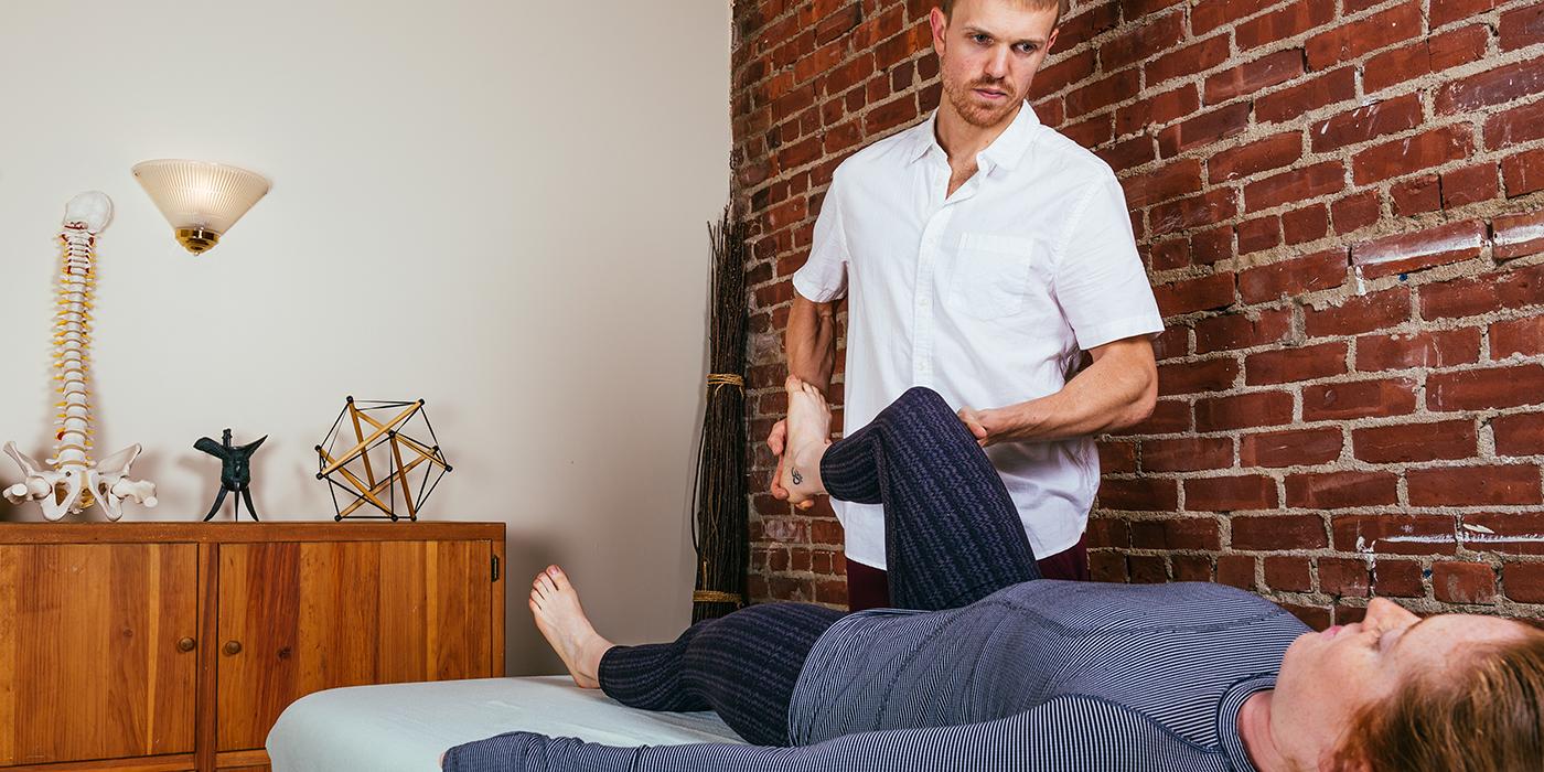 massage & kmi