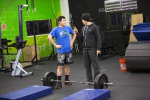Rob and sean coach